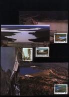 Bophuthatswana 1988 Water Conservation Maximumcards - Umweltschutz Und Klima