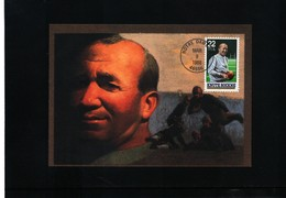USA 1988 American Football Maximumcard - Rugby