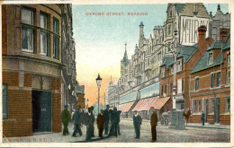 BERKS - READING - OXFORD STREET Be33 - Reading