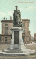 BERKS - READING - KING'S STATUE  Be183 - Reading