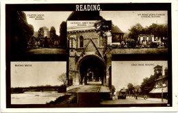 BERKS - READING - 5 RP VIEWS Be37 - Reading