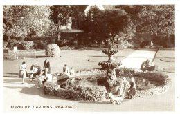 BERKS - READING - FORBURY GARDENS Be129 - Reading
