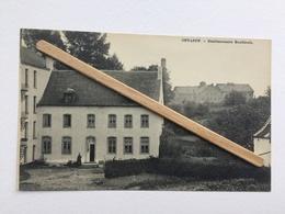 GENAPPE « ÉTABLISSEMENTS  BOUFFIOULX,OÙ LE GRAND MOULIN «Panorama,animée (1924 )Édit HENRI LUTTE (E.DESAIX). - Genappe