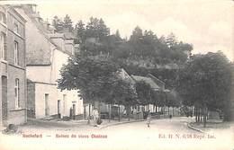 Rochefort - Ruines Du Vieux Château (animée, Edit. H N) - Rochefort