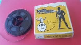 FILM  8 M/M 15 METRES NOIR ET BLANC WESTERN REGLEMENT DE COMPTES HEFA FILMS - Other Collections