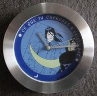 HORLOGE CORTO MALTESE - HUGO PRATT 2003 - NEUF - Clocks