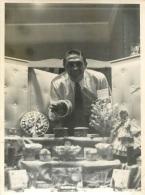 RARE GRANDE PHOTO ORIGINALE DE RAY FAMECHON BOXEUR FORMAT  24 X 18 CM - Unclassified