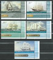 Germany 2005 Ships. MNH - [7] Federal Republic