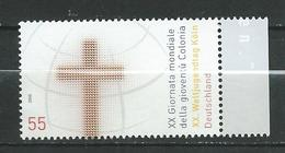 Germany 2005 International Youth-Day - Cologne. MNH - [7] Federal Republic
