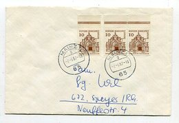 Berlin / 1967 / Int. Frank. A. Bf. O Mainz (10595) - Berlin (West)