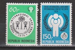 Indonesie 968-969 MNH ; Jaar Van Het Kind 1979 NOW MANY STAMPS INDONESIA VERY CHEAP - Indonesië