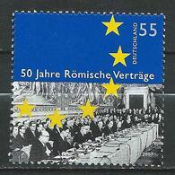 Germany 2007 The 50th Anniversary Of The Treaty Of Rome.MNH - [7] République Fédérale