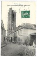 MAULE - Eglise St Nicolas - Maule