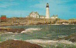 Maine Portland The Portland Head Lighthouse - Portland