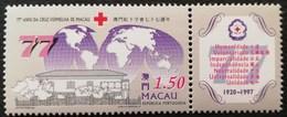 Macau 1997  Macau Red Cross 77th Anniv. - Macau