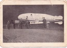 SELTENE Reklame- AK   ZEPPELIN / Rundreise Durch Europa / Eschweiler (Rheinl.) Ca. 1910 - Zeppeline