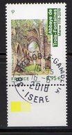 France 2018. Abbaye De Trois-Fontaines Marne.Cachet  Rond Gomme D'origine. - France