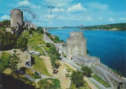 Istanbul - Fortezza Di Rumelihisari - Turchia