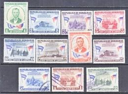 HONDURAS  C 289-99   *   (o)   ABE  LINCOLN - Honduras
