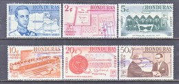 HONDURAS  C 309-14    (o)  COURT  OF  LAW - Honduras