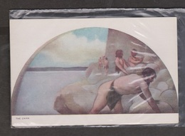 The Cairn - Mural In Library Of Congress, Washington DC - Unused C1950 - Paintings