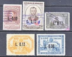 HONDURAS  C 346 +    (o) - Honduras