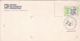 IV TORNEO ABIERTO INT, 103 ANIV BCO DE CREDITO ARGENTINO. R. DE ESCALADA 1990.- BLEUP - Argentina