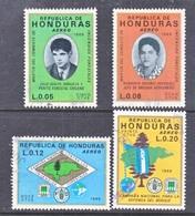 HONDURAS  C 480-3   (o)  FOREST  FIRE - Honduras