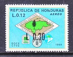 HONDURAS  C 498   (o)  PREVENT FOREST  FIRE - Honduras