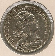 Moeda Cabo Verde Portugal - Coin Cabo Verde - 50 Centavos 1930 - BC - Cap Vert