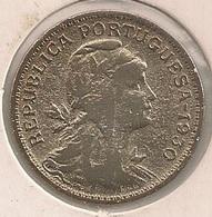 Moeda Cabo Verde Portugal - Coin Cabo Verde - 50 Centavos 1930 - MBC - Cape Verde