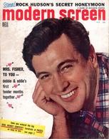 Modern Screen America's Greatest Movie Magazine - N°2 - February, 1956 - Revue De Cinéma Américaine - 1950-Maintenant