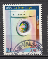 France, Lave-linge, Washing Machine, Textile, électricité, Electricity - Textile