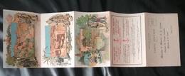 Carton D' Engagement Militaire Pour Les Troupes Coloniales - Années 1930 / 1950 - Books, Magazines  & Catalogs
