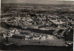 59 La France Vue Du Ciel : Le Nouveau DUNKERQUE (CPSM) - Dunkerque