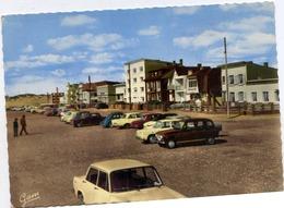 62 STELLA-PLAGE - Boulevard De La Mer - CPSM - Voitures Anciennes :4CV, 4L, R8, Etc. - France