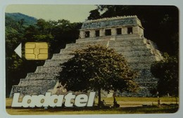 Mexico - Trial - Piramide Maya - With Control Number - 30000 Units - Mint - Mexico