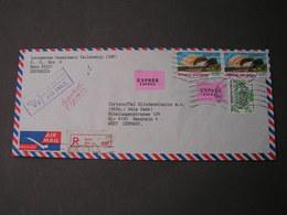 Indonesia Express   1989 - Indonesien