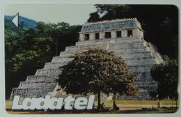 Mexico - GPT - MX-M-09 - Piramide Maya - 10,000 Units - 12MEXB - Used - Mexico