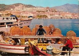 CPM - 1975  Le Port, Bien Animé - AJACCIO 20 2A Corse Du Sud - Edit. COMBIER - Ajaccio