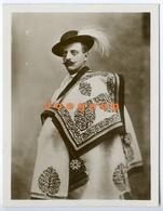 Photo Erdelyj Hungarian Peasant Boy Hungary Hungria - Anonieme Personen