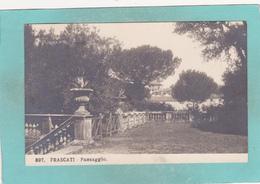 Old Postcard Of Paesaggio,Frascati, Latium, Italy,V60. - Italia