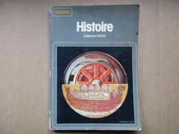 """Histoire """"Seconde / Collection Prost"""" / Spécimen éditions Armand Colin De 1981 - Books, Magazines, Comics"""