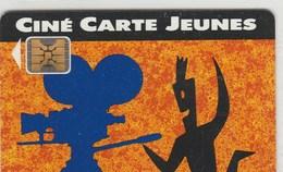 CARTE CINE JEUNES - France