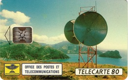 Nouvelle Caledonie Telecarte Phonecard NC11B SC5 Patchwork Collection 80 Unites Ut Used BE 05/94 - New Caledonia
