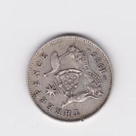 3 Pence 1935 Australie Argent  TB à TTB - Sterling Coinage (1910-1965)