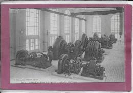 25.- USINE ELECTRIQUE DU REFRAIN .- Salle Des Machines - Other Municipalities
