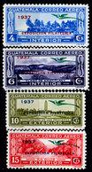 """Guatemala-0141 - Emissione Di P.A.  1937 (+) Hinged - """"Esposizione Filatelica"""" - Non Nota All'Yvert & TEllier - - Guatemala"""