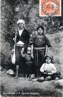 GUATEMALA C.A. FAMILIA INDIGENA  POSTED 1926 RARE STAMP (20) - Guatemala