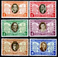 Guatemala-0142 - Emissione Di P.A.  1938 (+) Hinged - - Guatemala